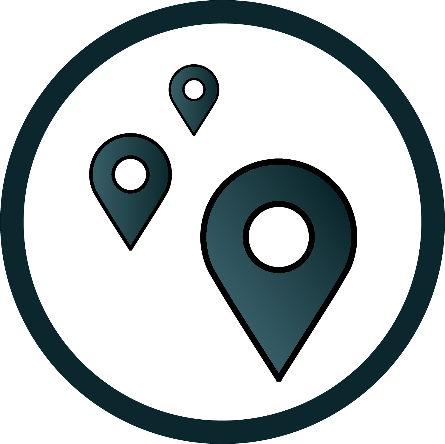 AA location icon