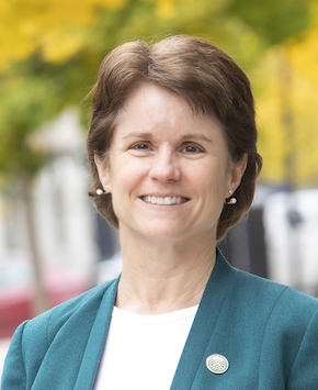 Linda, NPRC Faculty.