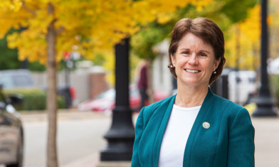 Dr. Linda M. Fleming Named Vice President for Academic and Student Affairs