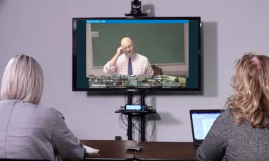 Video Technology Benefits Both Students and Communities