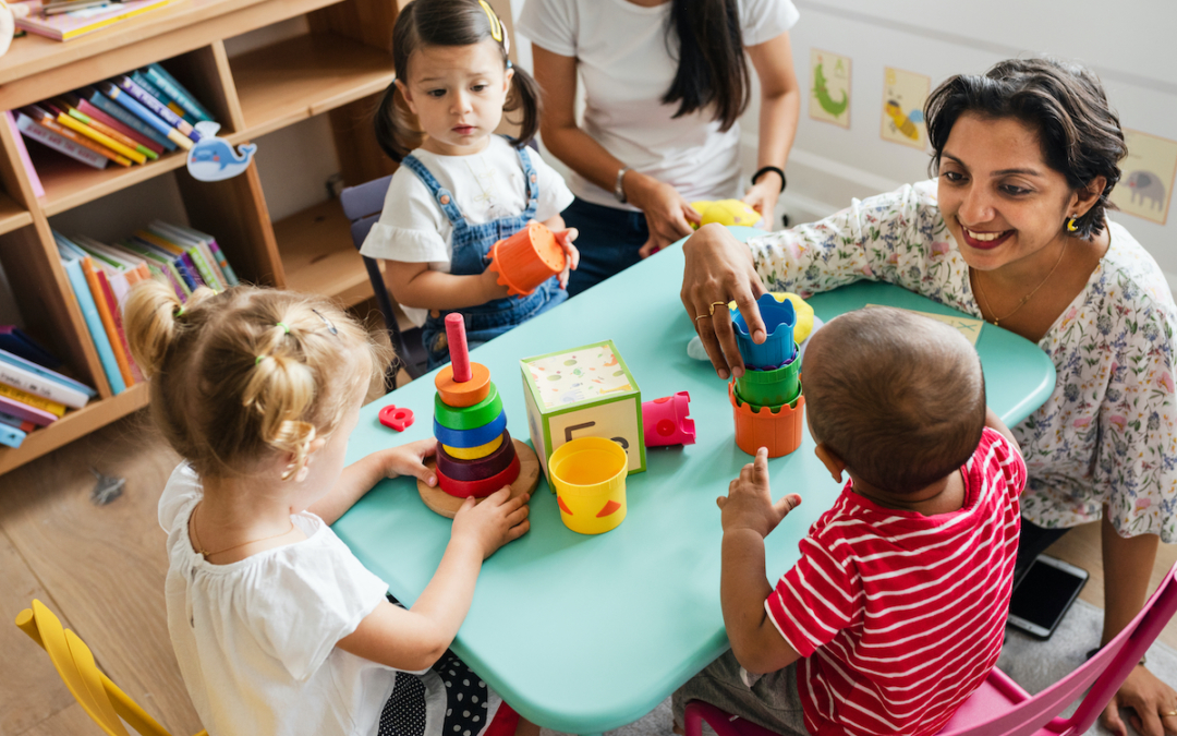 Child Development Associate (CDA) credential program