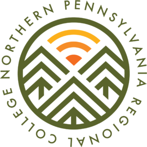 Northern Pennsylvania Regional College Footer Logo
