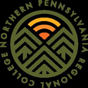 Northern Pennsylvania Regional College Footer Logo