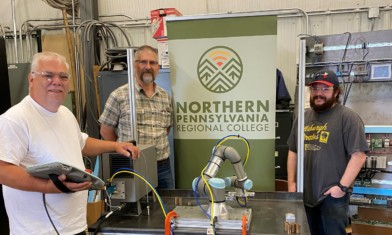 NPRC Provides Manufacturing Technology Training Through Associate Degree Program