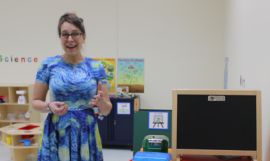 Early Childhood Education Instructor Selected to Present at PA's Teacher Educator Assembly